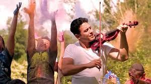 """<strong>Video musical.</strong> Música para alegrar tu día: Eli Levin y su """"Purim Remix"""" de la canción Halelu!"""