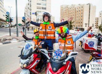 Pautas de seguridad de Purim de United Hatzalah