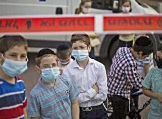 Hoy los israelíes se quitan las mascarillas