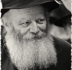 Sivan Rahav Meir: El Rebbe de Lubavitch, especialmente hoy