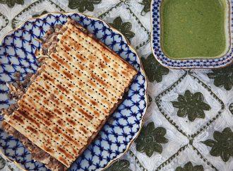 <strong>Recetas deliciosas.</strong> Este querido pastel de carne de Pésaj siria es una comida muy reconfortante