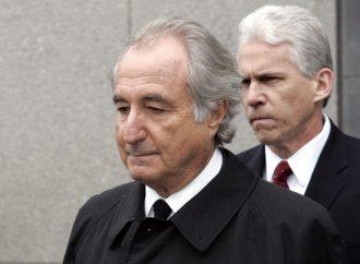 Bernie Madoff, 82, muere en prisión