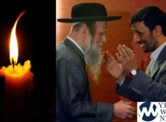 El líder de Neturei Karta, Moshe Ber Beck, muere en Monsey