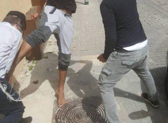 <strong>Los ataques continúan.</strong> Rosh Yeshivat Hesder atacado violentamente por árabes