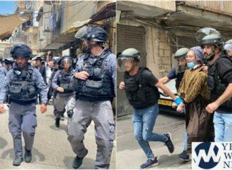 <strong>Operativo.</strong> Redada policial en Mea Shearim: Granadas de choque, cadenas de metal, hombre disfrazado de mujer