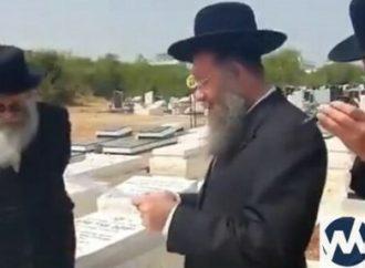 <strong>Video desgarrador.</strong> Hesped en los Sheloshim de parte del padre que mató a su hijo