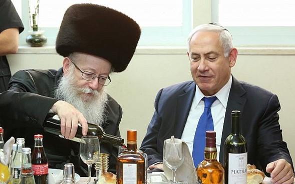 Los partidos hareidim le dicen a Netanyahu que no lo seguirán para una quinta elección