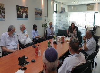 Israel financia la red mundial de educación judía