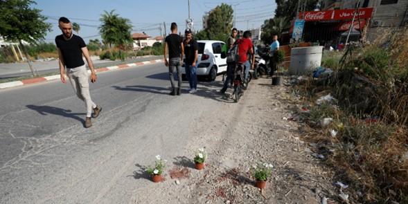 Fuerzas israelíes matan a militantes palestinos y dos oficiales de seguridad en choque en Cisjordania