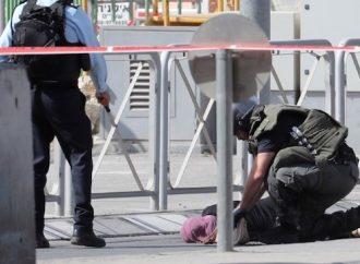 Guardia israelí mata a tiros a una mujer palestina que empuñaba un cuchillo