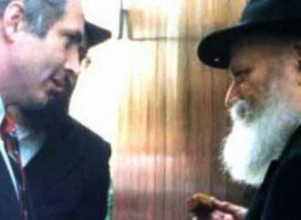 """""""Lucharás contra 119 MK"""": Netanyahu recuerda su encuentro con el Rebe (ver video)"""