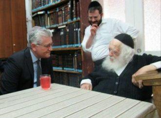 MK de Israel Beiteinu Eli Avidar se distancia del partido