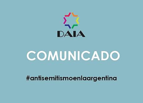 Tras sus nuevas declaraciones antisemitas, la DAIA suma elementos a la denuncia contra Alberto Samid
