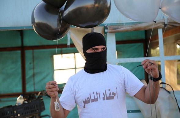 Las FDI atacan la Franja de Gaza después de los disparos de globos incendiarios
