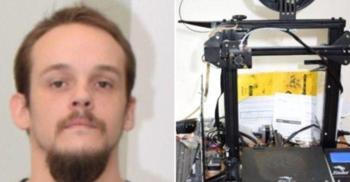 Neonazi británico y ex conductor del ejército condenado a 18 años de prisión por cargos de terrorismo