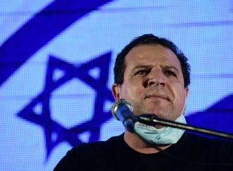 """Ayman Odeh: """"Derrocaremos al gobierno antes de que Lapid sea PM"""""""