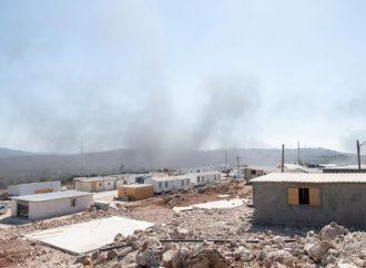 Protestas contra la construcción ilegal palestina en el Área C
