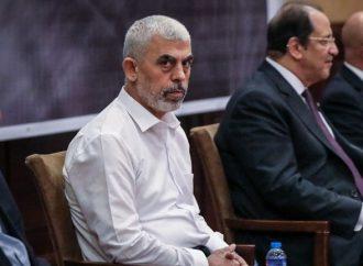 Sinwar, líder de Hamas, amenaza con una nueva escalada a menos que se entregue efectivo de Qatar a Gaza