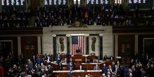 Estados Unidos: Proyecto de ley bipartidista para sancionar a quienes financian el terrorismo de Hamas presentado en el Congreso