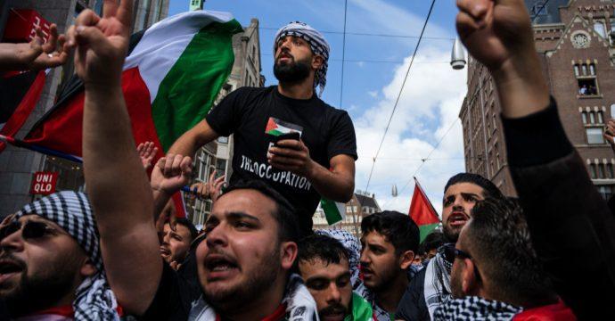 """""""Mi hijo ya no quiere ser judío"""": Se insta al Ministerio de Educación holandés a tomar medidas drásticas contra el acoso antisemita de """"Palestina libre"""""""