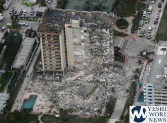 Derrumbe de edificio en Surfside, Miami: Mensaje importante de Hatzalah del sur de Florida y Jésed Shel Emet
