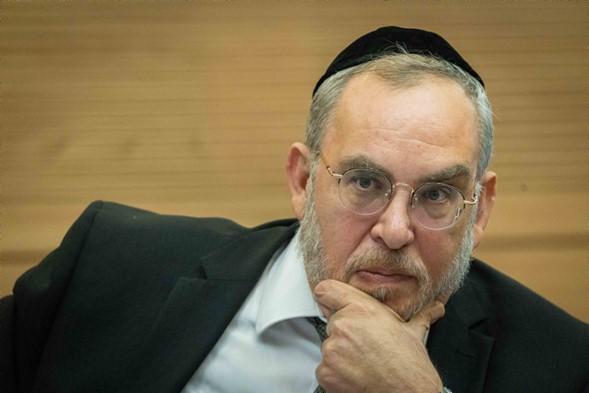 MK Yaakov Asher impulsa proyecto de ley de compensación por la tragedia de Meron