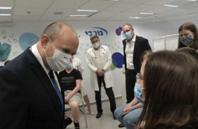 Delta está infectando a israelíes vacunados pero bajó el número de enfermos graves
