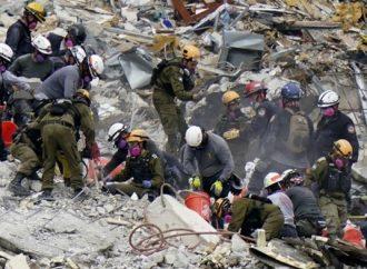 Conmoción: Dos niños encontrados en los escombros de Surfside – El número de muertos aumenta a 18