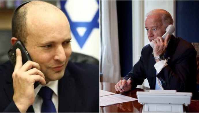 Estados Unidos e Israel planean una reunión de Bennett-Biden en la Casa Blanca en julio