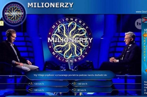 La pregunta del millón de zloty del concurso polaco: ¿Cuántas velas se encienden en el octavo día de Janucá?