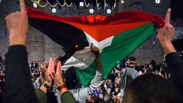 """Los árabes del este de Jerusalem piden una """"marcha de la victoria"""" en la ruta del desfile de banderas cancelado"""