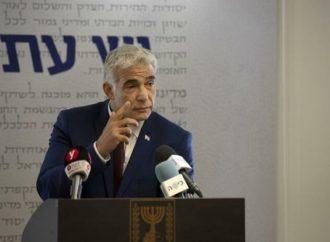Lapid no niega que Lieberman prohibió los partidos hareidi