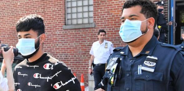 Gran jurado acusa a agresores de 'Palestina libre' en Brooklyn por múltiples cargos de delitos de odio