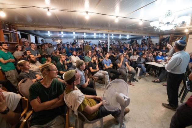 Acuerdo del puesto avanzado de Evyatar: Nueva comunidad judía salvada