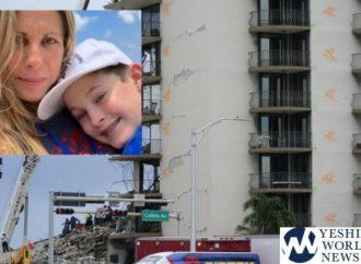 El hijo de 15 años de Stacie Fang, Z'L, primera víctima identificada en el colapso de Surfside, sobrevivió a la tragedia