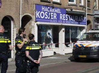 """""""Intención terrorista"""" alegada en vandalismo en restaurante holandés"""