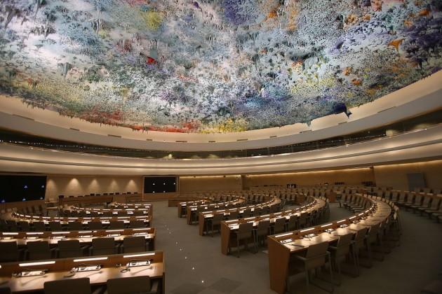 """""""El funcionario de la ONU Michael Lynk perpetra un crimen de guerra al negar la historia judía"""""""