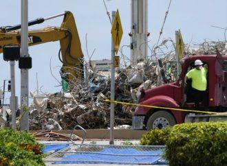 92 de los 97 muertos identificados como recuperados en el condominio de Miami