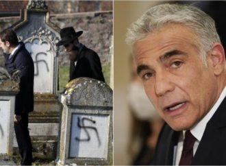 """La """"nueva definición"""" de antisemitismo de Yair Lapid genera indignación y vergüenza"""