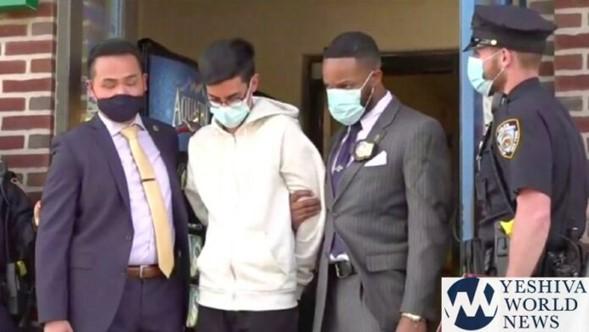 Tres hombres de Brooklyn acusados de agresión y crímenes de odio por atacar a judíos fuera de Shuls