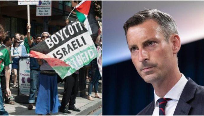 """Departamento de Estado de EE. UU. sobre la guerra de los helados: """"BDS ataca injustamente a Israel"""""""