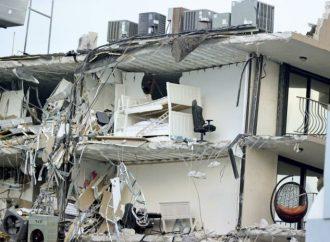 La abogada judía y la estremecedora foto de la litera entre los escombros