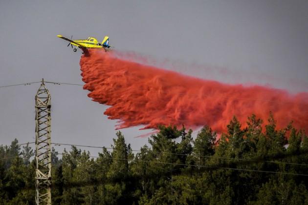 Israel envía ayuda a Chipre para ayudar a combatir incendios
