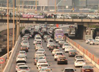Israel importa más automóviles que nunca