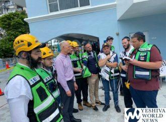 Las tareas de rescate de Surfside se realizan de acuerdo con la tradición judía