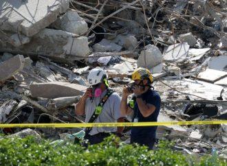 """El número de muertos en Surfside aumenta a 64; Gary Cohen, Z""""l, y Harry Rosenberg, Z"""" l, identificados"""