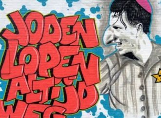 Policías holandeses inician investigación criminal sobre mural antisemita vilipendiando a la mejor estrella del fútbol
