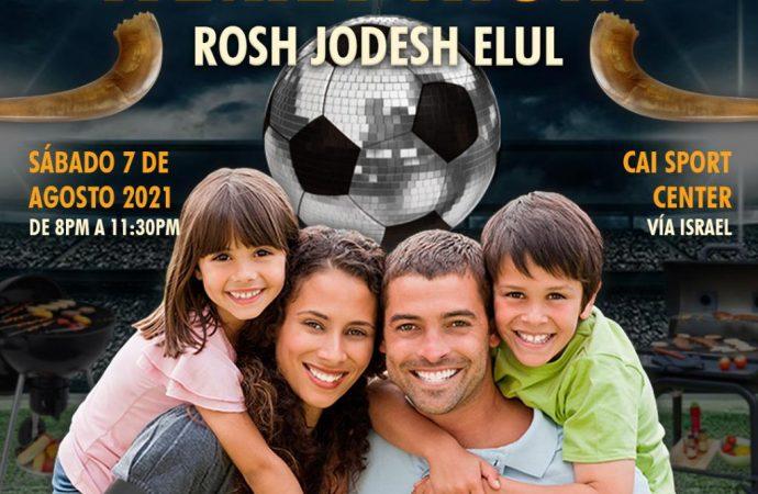Tomej Lebabot Panamá: Family Night en Rosh Jódesh Elul – Actividad para toda la familia