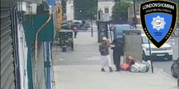 Cuatro ataques contra judíos ahora vinculados a sospechoso aún buscado por la policía de Londres