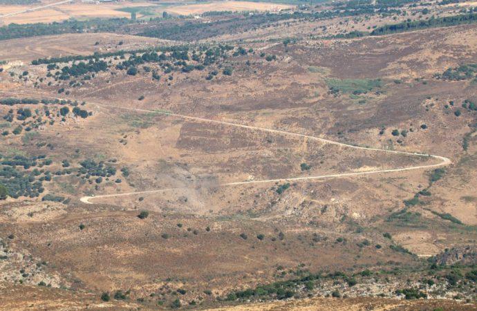 Aviones de combate israelíes atacan objetivos terroristas en el Líbano